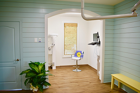 Office tour for the office of Dr. Samuel Bush a pediatric dentist office in Montgomery, AL
